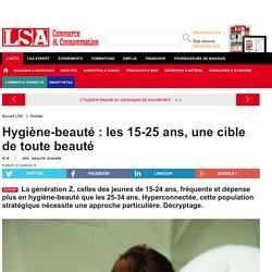 Hygiène-beauté : les 15-25 ans, une cible de... - Grande Distribution et consommation