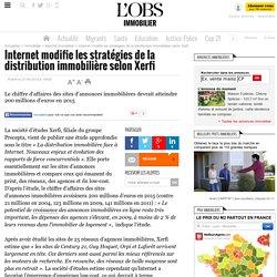 Internet modifie les stratégies de la distribution immobilière selon Xerfi - 27 juin 2012 - Immobilier