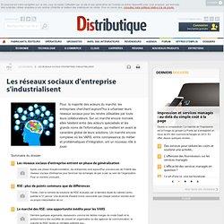 Actualité de la distribution et du matériel informatique