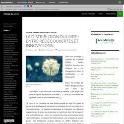 La distribution du livre : entre redécouvertes et innovations