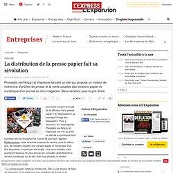 Presse : La distribution de la presse papier fait sa révolution