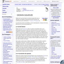 DEBIAN SQUEEZE - Distributions GNU/Linux