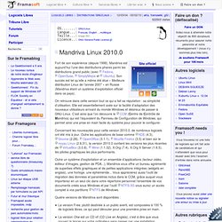 Mandriva Linux 2010.0 - Distributions GNU/Linux