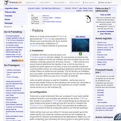 Fedora - Distributions GNU/Linux