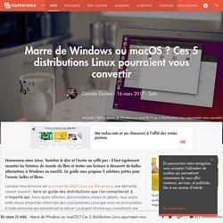 Marre de Windows ou macOS? Ces 5 distributions Linux pourraient vous convertir