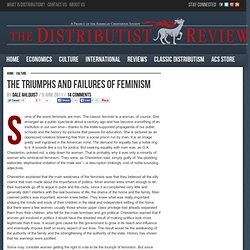 The Triumphs and Failures of Feminism