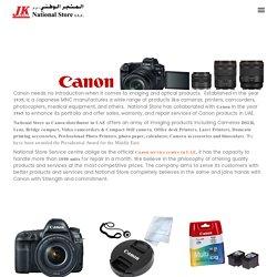 Canon Distributor In UAE
