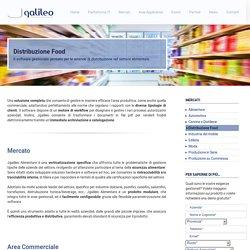 Software gestionale distribuzione food e ristorazione