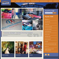 Short North Arts District Official Website - Columbus Short North - Short North Columbus |