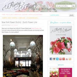 Flirty Fleurs The Florist Blog - Inspiration for Floral Designers