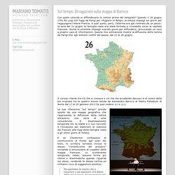 Sul tempo. Divagazioni sulla mappa di Baricco - Il blog di Mariano Tomatis