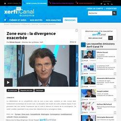Zone euro : la divergence exacerbée