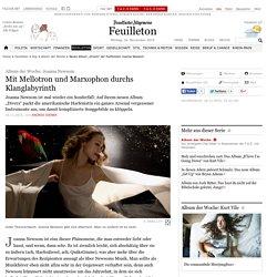 """Neues Album """"Divers"""" der Harfenistin Joanna Newsom"""