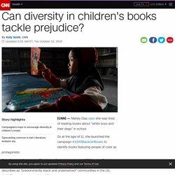 Can diverse children's books tackle prejudice?