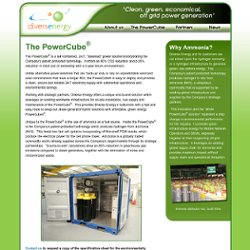 Diverse Energy - The PowerCube