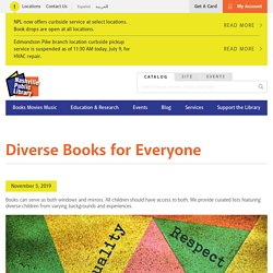 Diverse Books for Everyone