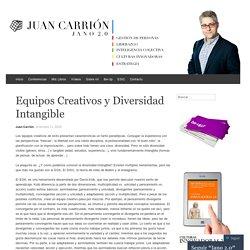 Equipos Creativos y Diversidad Intangible