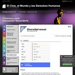 Diversidad sexual - Filmoteca para Educación Secundaria - Guias didácticas - El Cine, el Mundo y los Derechos Humanos