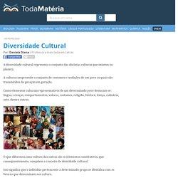 Diversidade Cultural: o que é e no Brasil