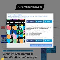 Comment Amazon voit sa diversification renforcée par la crise du Covid-19