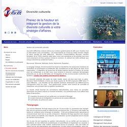 diversité culturelle - Cabinet Conseil RHRE