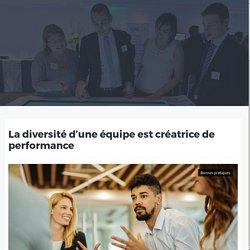La diversité d'une équipe est créatrice de performance - Cegid jobs