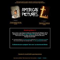 Jacob Holdt American Pictures - Site web de l'artiste