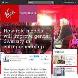 How role models will improve gender diversity in entrepreneurship