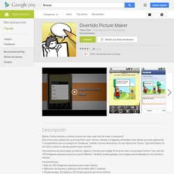 Créer une bande dessinée – Applications Android sur Google Play