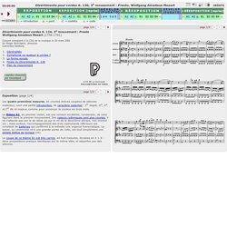 Divertimento K. 136, 3e mouvement : Presto, W. A. Mozart