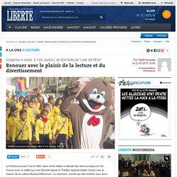 Renouer avec le plaisir de la lecture et du divertissement: Toute l'actualité sur liberte-algerie.com