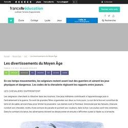 Les divertissements du Moyen Âge - Francetv Éducation