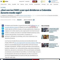 ¿Qué son las FARC y por qué han dividido a Colombia durante medio siglo?