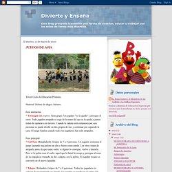 Divierte y Enseña: JUEGOS DE ASIA