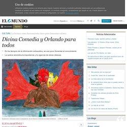 Divina Comedia y Orlando para todos