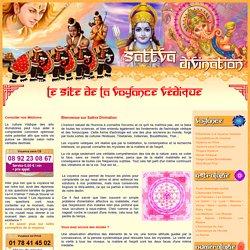 Sattva - Le site de la Divination Védique - Voyance - Astrologie - Numérologie