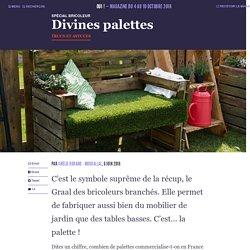 Divines palettes