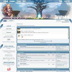 Divinia • Index page