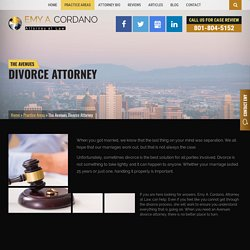 The Avenues Divorce Attorney