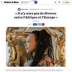 « Il n'y aura pas de divorce entre l'Afrique et l'Europe »
