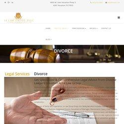 Top Divorce Attorney Houston, TX