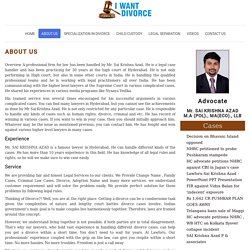 Divorce Lawyers Andhra Pradesh