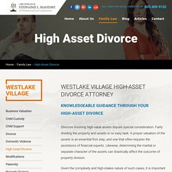 Divorce Law Firm In Westlake Village