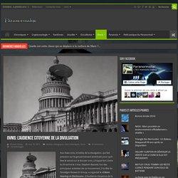 Ovnis: L'Audience citoyenne de la divulgation - paranormalqc.com