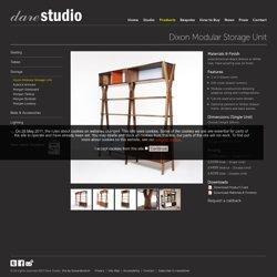 Dixon modular storage unit