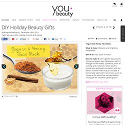 DIY Beauty Gifts – YouBeauty