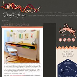 DIY best of: office | Design*Sponge