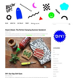BLOWUP BLOG! - Archive - DIY