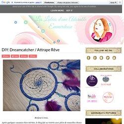 DIY: Dreamcatcher / Attrape rêve