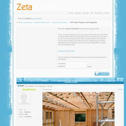 DIY Home Repairs and Upgrades